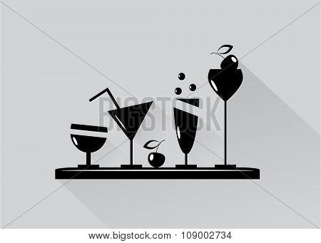 icon wine.
