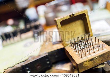 Jewelers' Tools