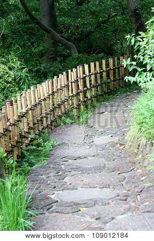 Japanese Garden Footpath