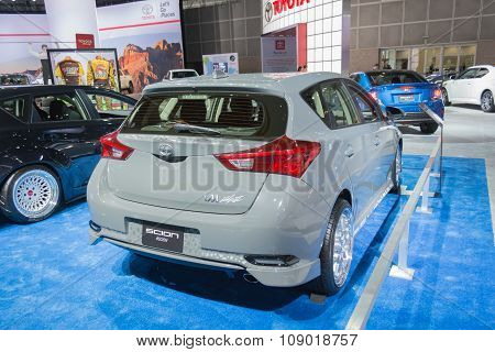 Scion Im Customized