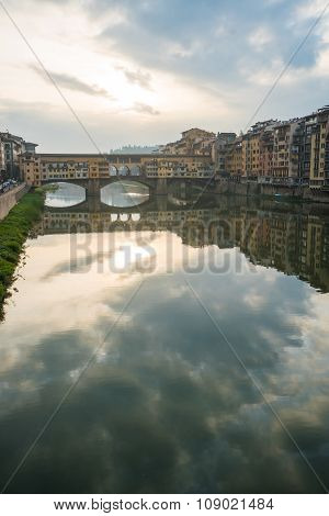 Cloudy River Florence