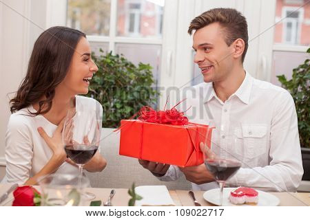 This wonderful gift is only for you