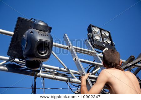 lighting technician