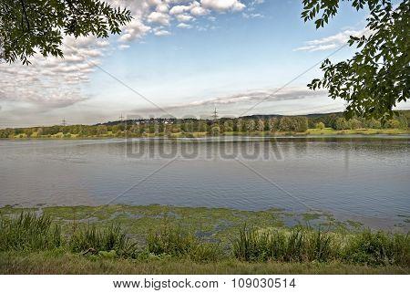 View Of Lake Kemnade