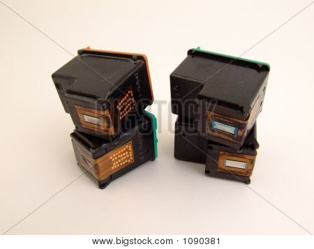 Used Ink Cartridge