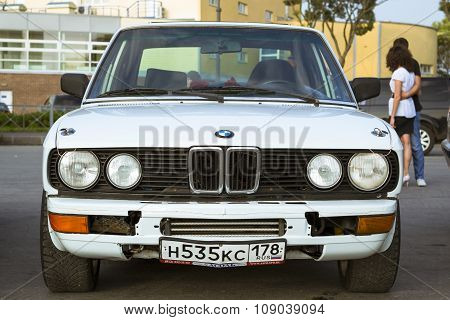 Old-car Bmw 3-series M3