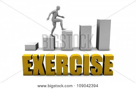 Improve Your Exercise  or Business Process as Concept