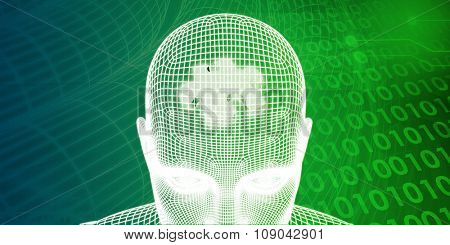 Futuristic Technology with Human Brain Chip Solution
