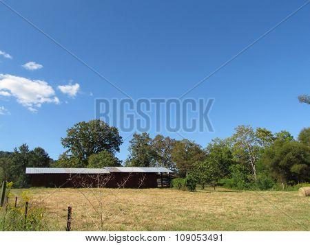 Barn and Field2