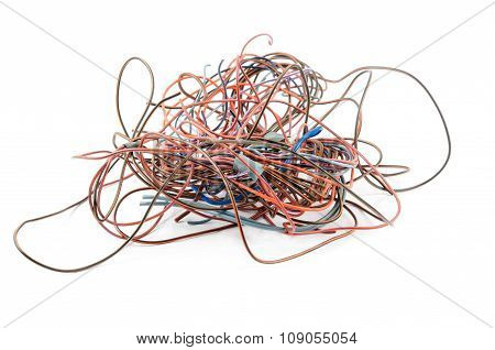 Tangled Wire Isolated