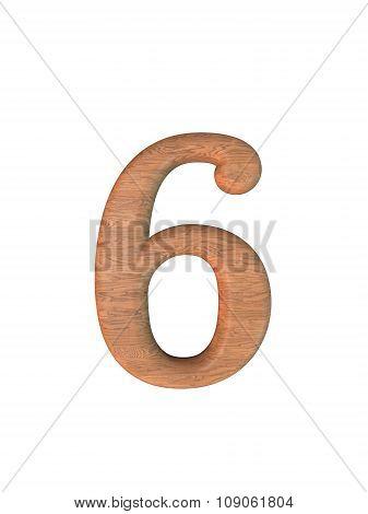 Alphabet letters 3D