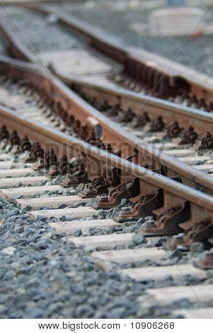 Railway Track Junction