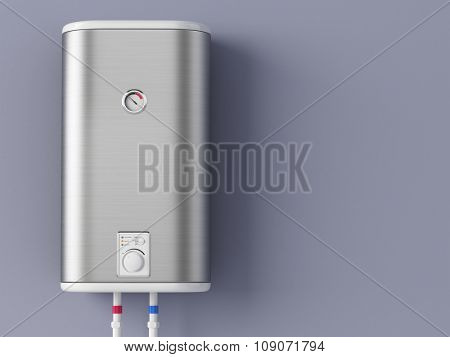 Home electric heating boiler