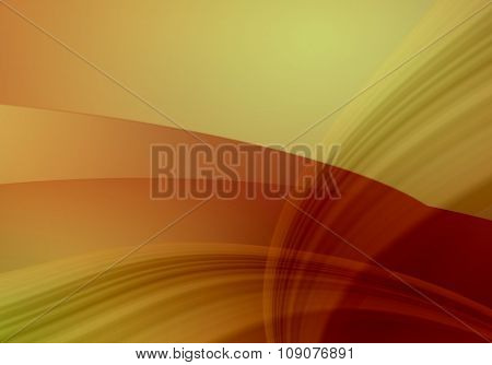 Colorful abstract pattern for backgrounds in yellow and red