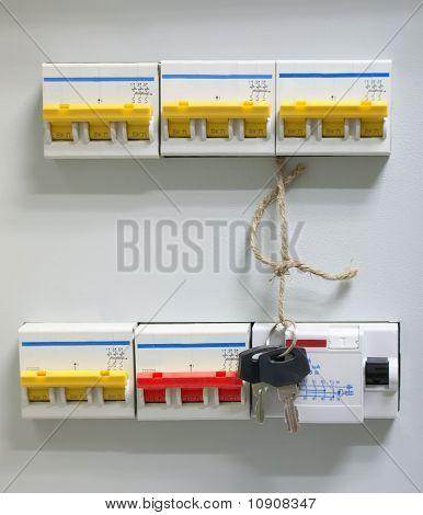 Key On New Circuit-breakers