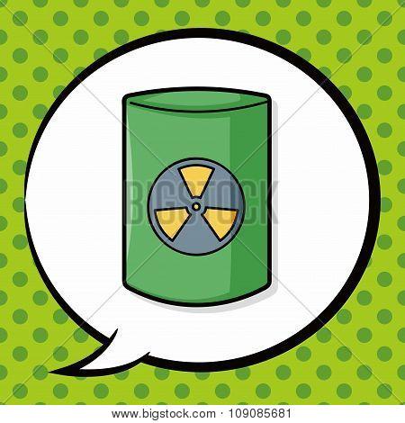 Nuclear Power Doodle