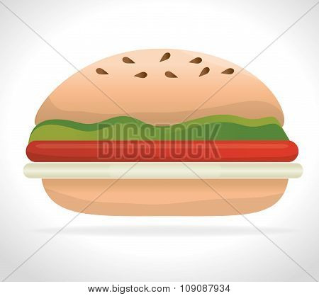 Sandwich foodlunch graphic