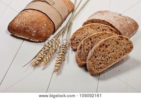 Sliced Bread Ciabatta