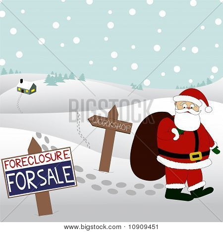 Santa's Workshop Is For Sale
