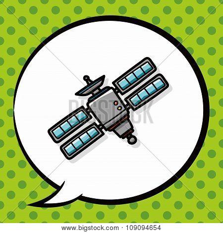 Satellite Doodle