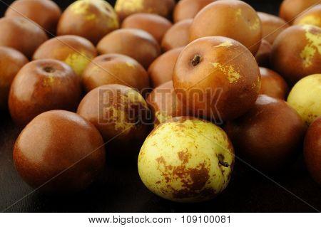 Jujubes Fruits