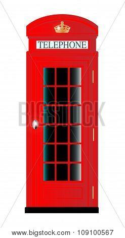 Uk Telephone Box