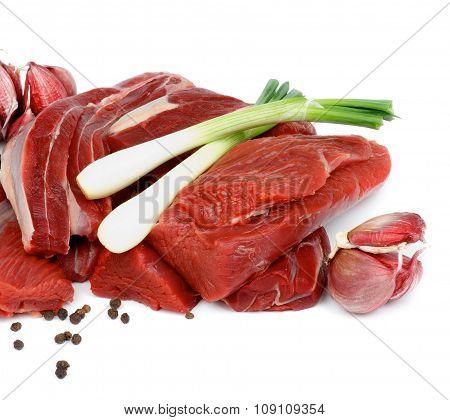 Boneless Raw Beef