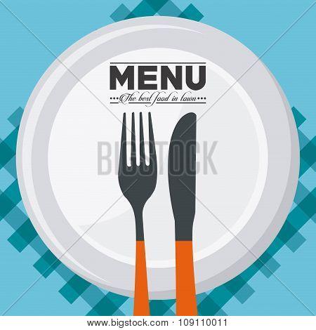Menu and Food  design