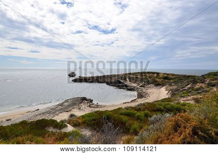 Cloudy Skies over Cape Peron, Western Australia