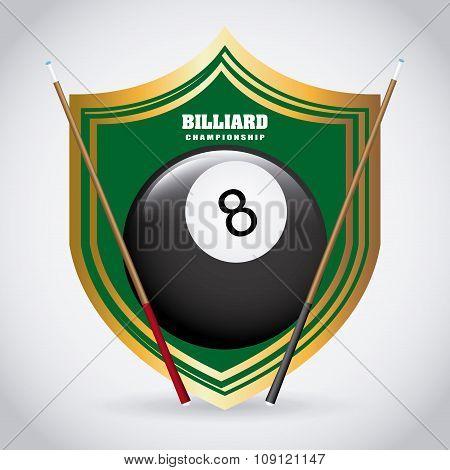 Billiard play design
