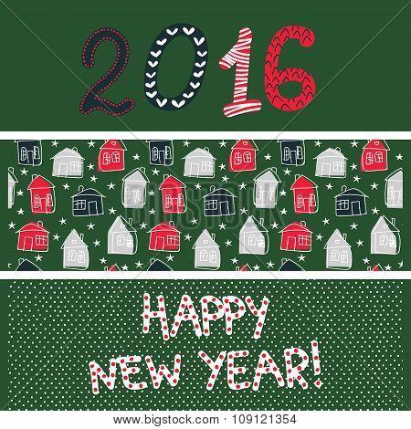 2016 Christmas set