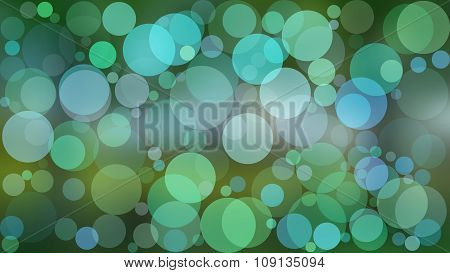 Abstract Background Vector color boke illustration