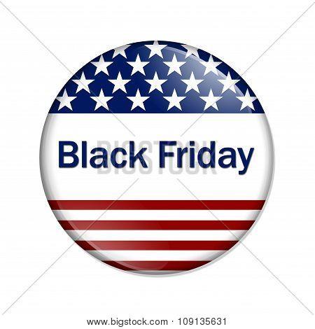 Black Friday Shopping Button