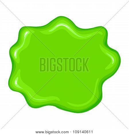 Best green slime sign