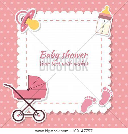 Baby Shower Gir