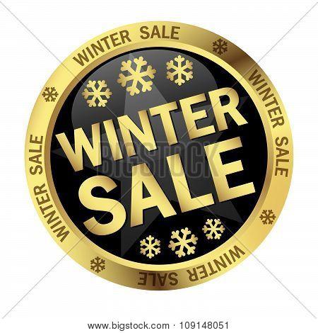 Button - Winter Sale