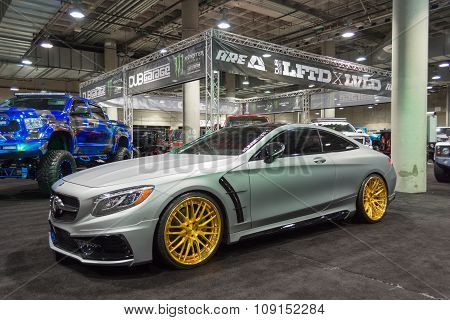 Mercedes Benz Tuning