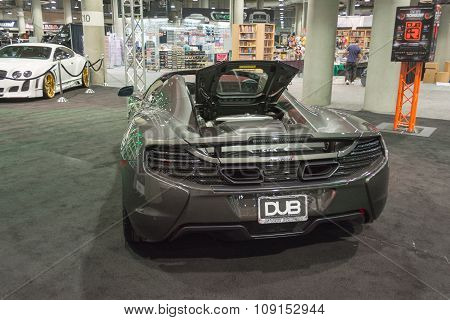 Mclaren P1 Tuning On Display