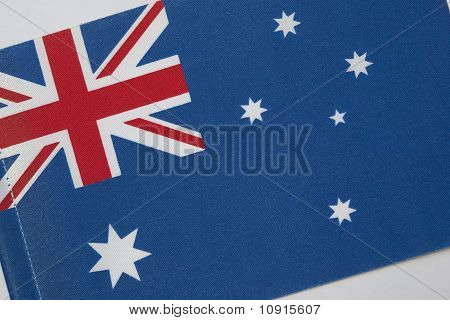 Flag of Austrailia