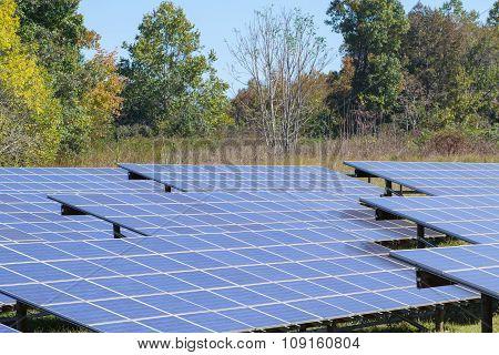 Photovoltaic Power Solar Farm