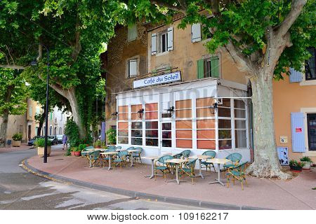 Villes-sur-auzon, France, Provence