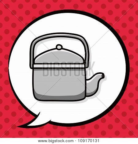 Tea Pot Doodle