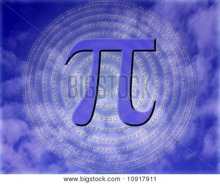 pi over sky