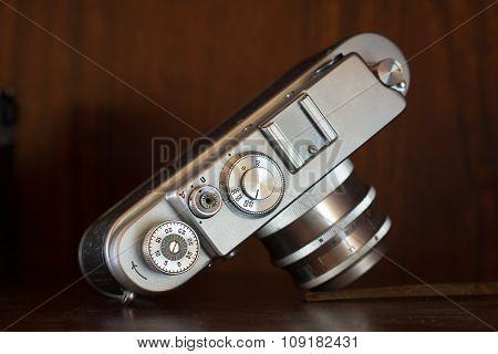 Film Camera Dials