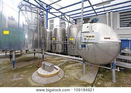 Mini Dairy Factory