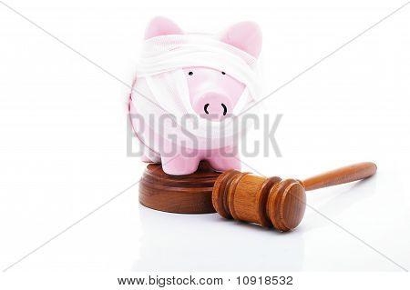 piggy gavel