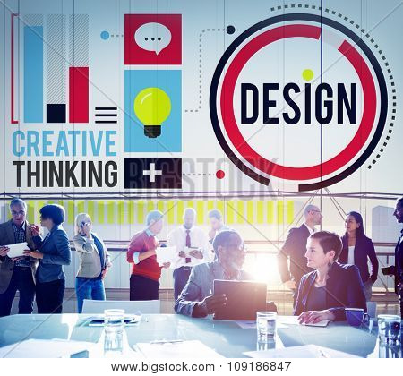 Design Creativity Thinking Ideas Designer Concept