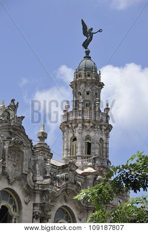 Gran Teatro de La Habana - The Great Theatre of Havana