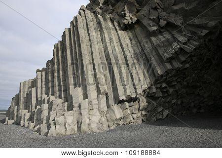 Reynisfjara Rock