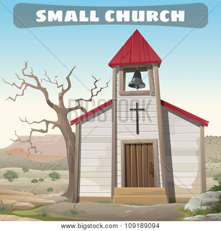 Little Church in the wilderness, Wild West